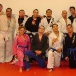 Brazilian Jiu Jitsu class 11-15-2010 @ Bay Area Boxing