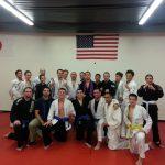 Jiu Jitsu fight team 2012